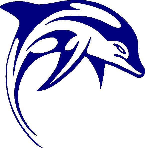 582x596 Dolphin Ru Clip Art