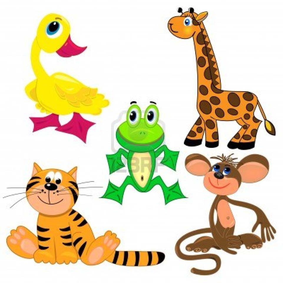 961x960 Clipart On Animals