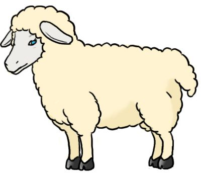 400x350 82 Best Lambs Amp Sheep Images Drawing, Sheep And Art