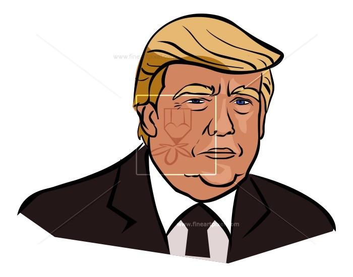 700x550 Donald Trump Free Vectors, Illustrations, Graphics, Clipart, Png
