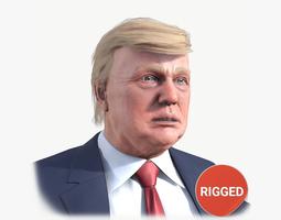 255x200 Trump 3d Models