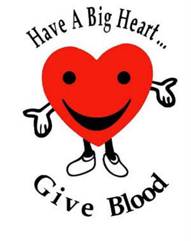 636x800 Blood Donation Clipart