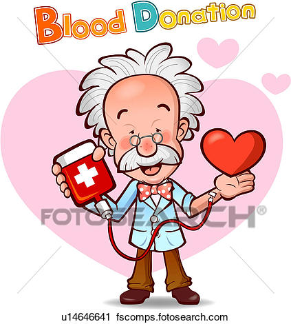 423x470 Clipart Of Eyeglasses, Doctor Gown, Heart, Blood Donation, Blood
