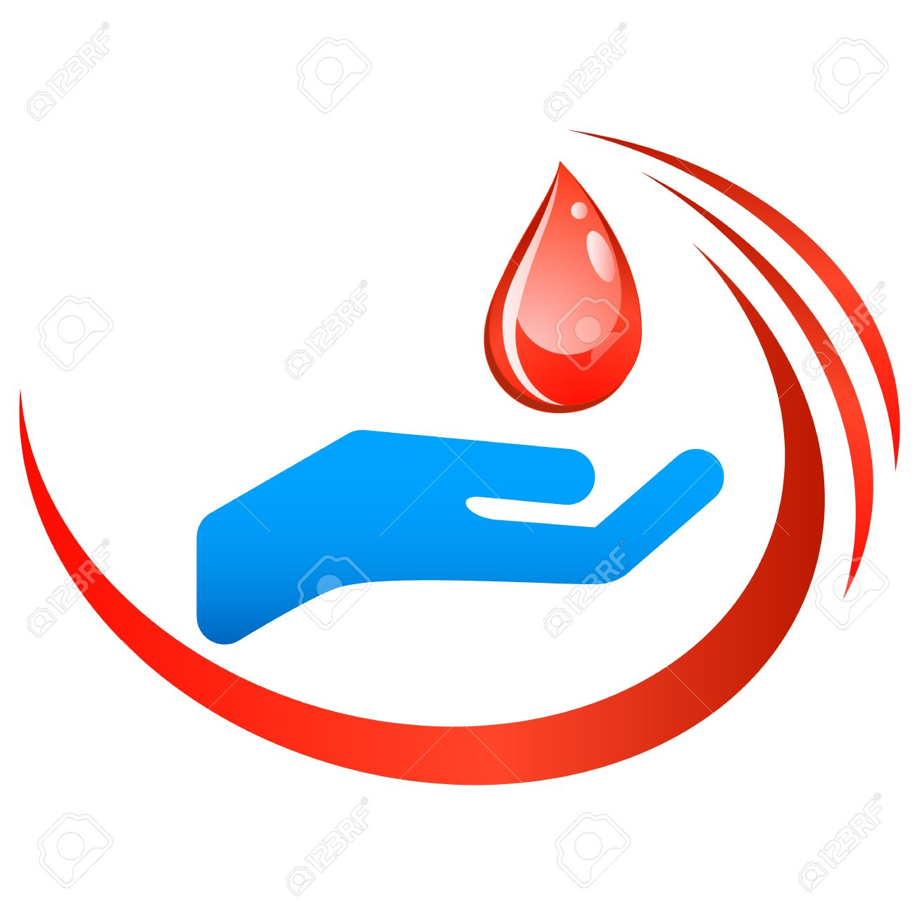 1300x1300 Blood Clipart Blood Bank