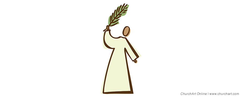 923x375 Jesus On Donkey Palm Sunday Clip Art Cliparts