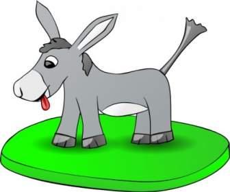 336x280 Nodding Donkey Clip Art vector Clip Art free Vector Free Download