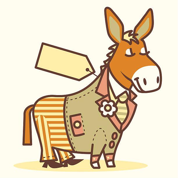612x612 Donkey Clipart Smart