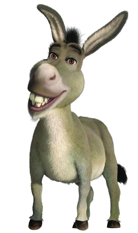 736x1240 Miniature Donkey Clipart