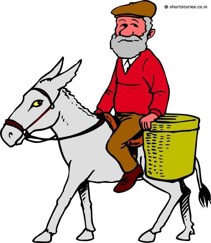 742x854 Old Donkey Clipart, Explore Pictures