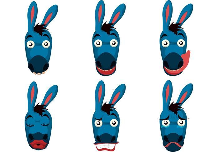700x490 Donkey Free Vector Art