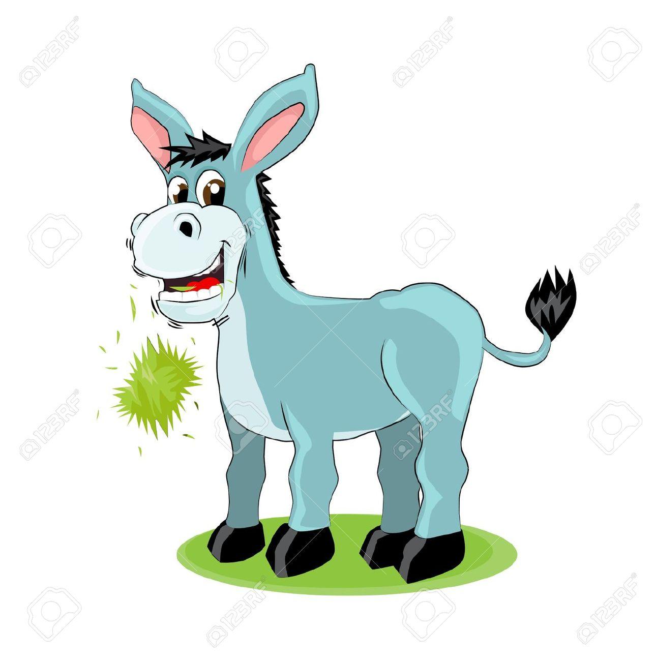 1288x1300 Donkey Clipart Drawn