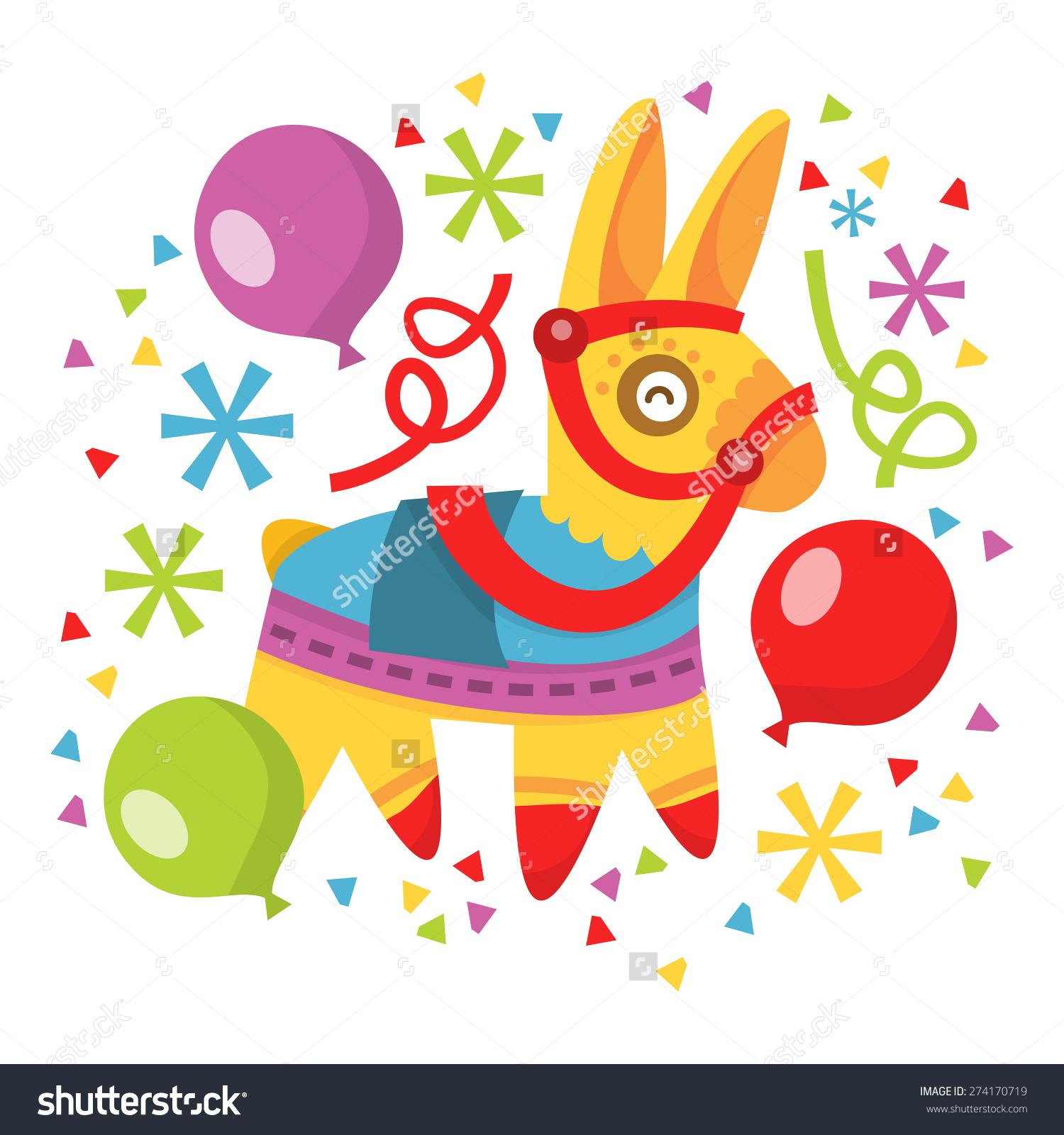 1500x1600 Donkey Clipart Fiesta