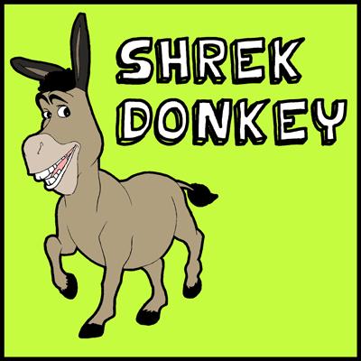 400x400 Graphics For Donkey Shrek Graphics