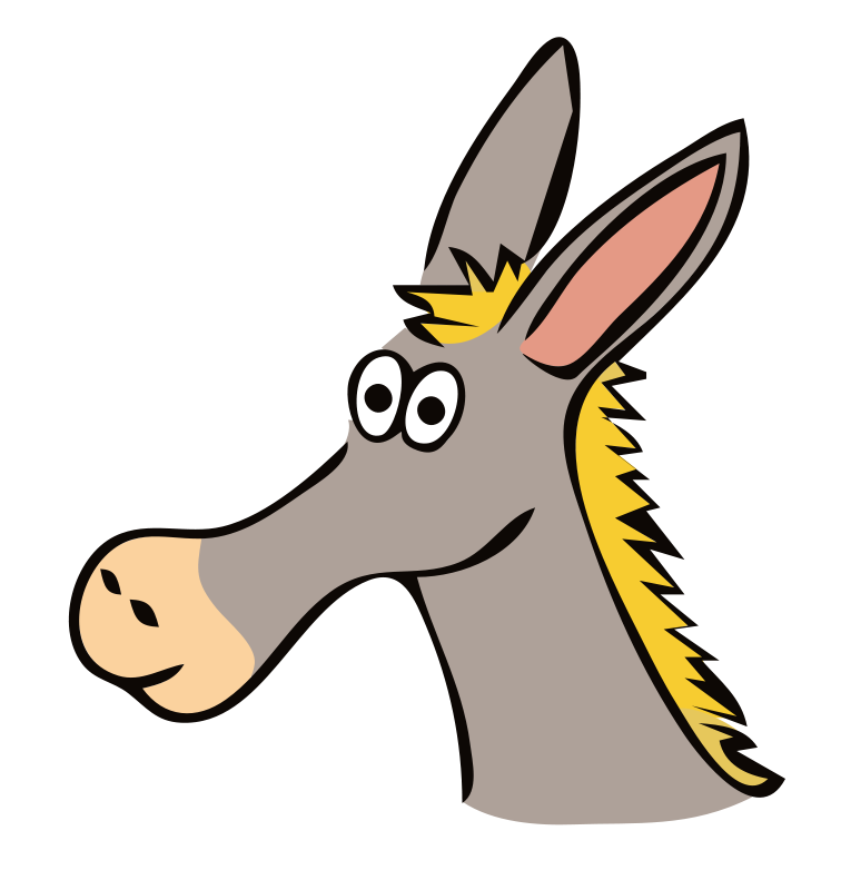756x800 Donkey Clipart, Suggestions For Donkey Clipart, Download Donkey