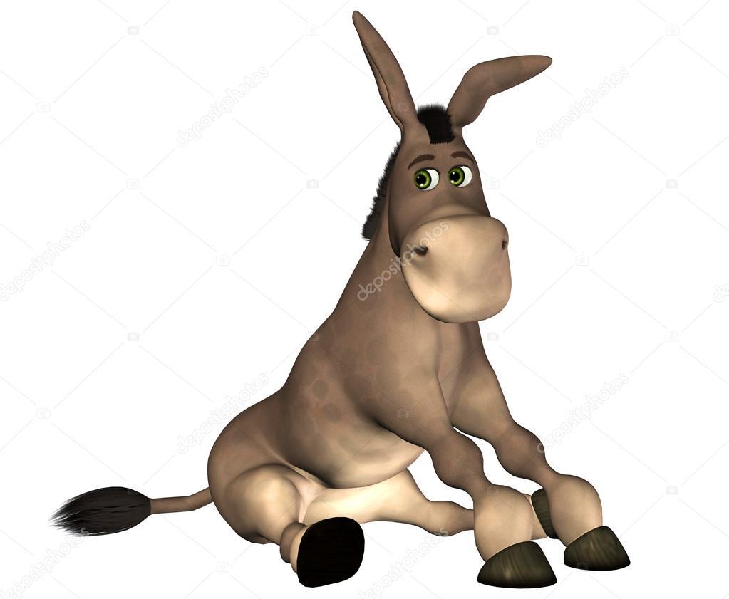1023x841 Donkey Cartoon Stock Photo Chastity