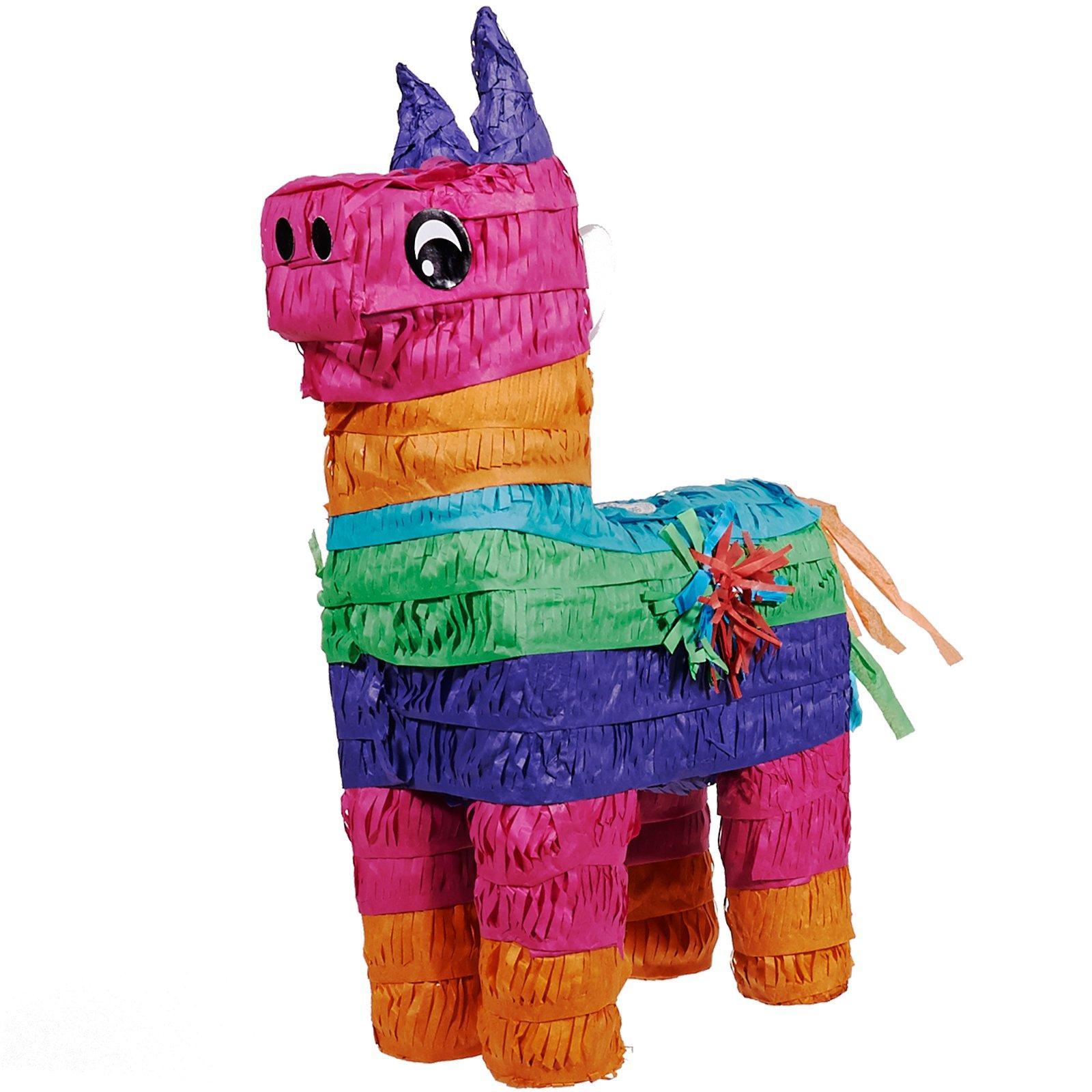 1600x1600 Rainbow Donkey Pinata By Havenly