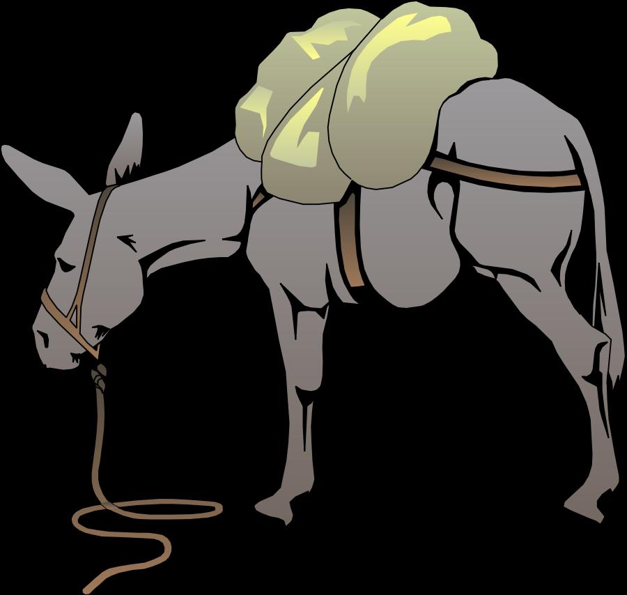 900x854 Best Donkey Clipart