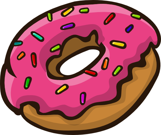Donuts Pictures | Free download on ClipArtMag