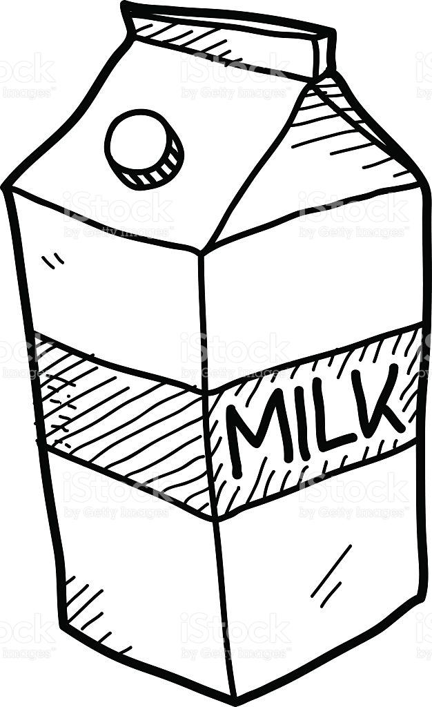 626x1024 Milk Clipart Doodle