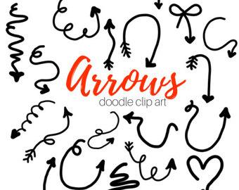 340x270 Doodle Clip Art Etsy