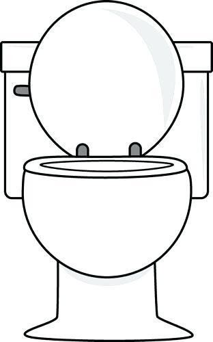 312x500 Bathroom Clipart Clip Art Of Bathroom Of Bathroom Doodle