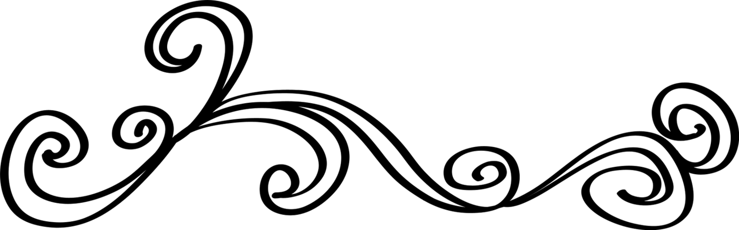 1520x474 Doodle Line Cliparts