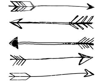 340x270 Doodle Arrow Clipart Png