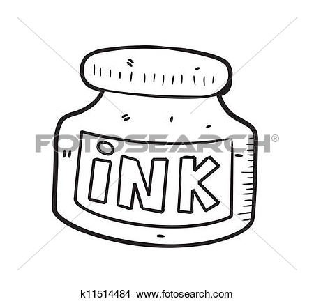 450x432 Ink Clipart