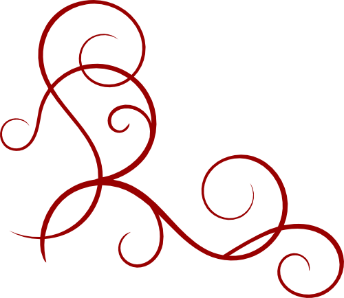 500x434 Large Flourish Doodle Svg Svg File, Filing And Silhouettes