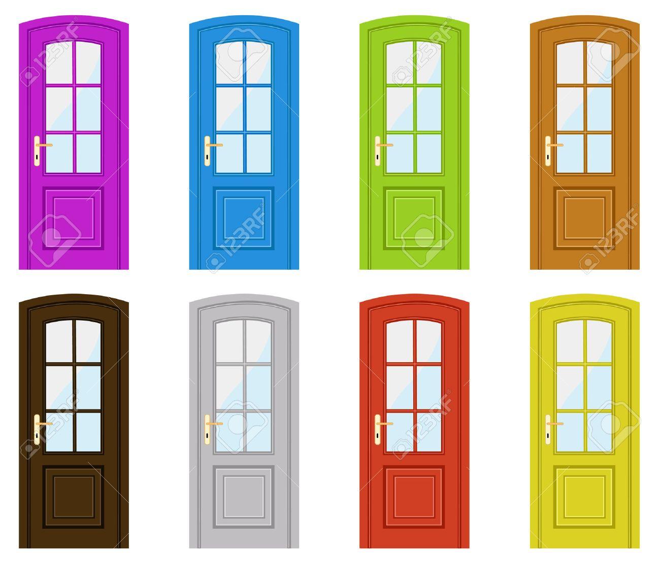 1300x1114 Door Background Clipart Amp Wood Door Cliparts Door Png17588.png