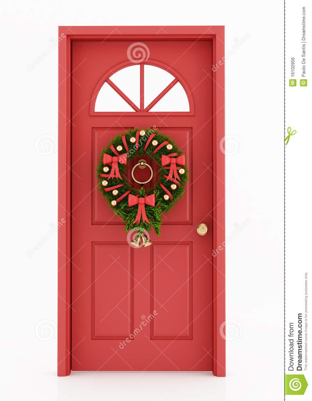 1013x1300 Door Clipart Christmas