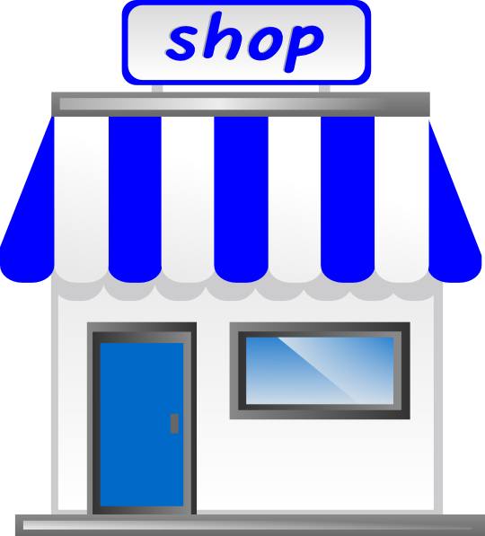 540x597 Store Doors Clipart Amp Notih065