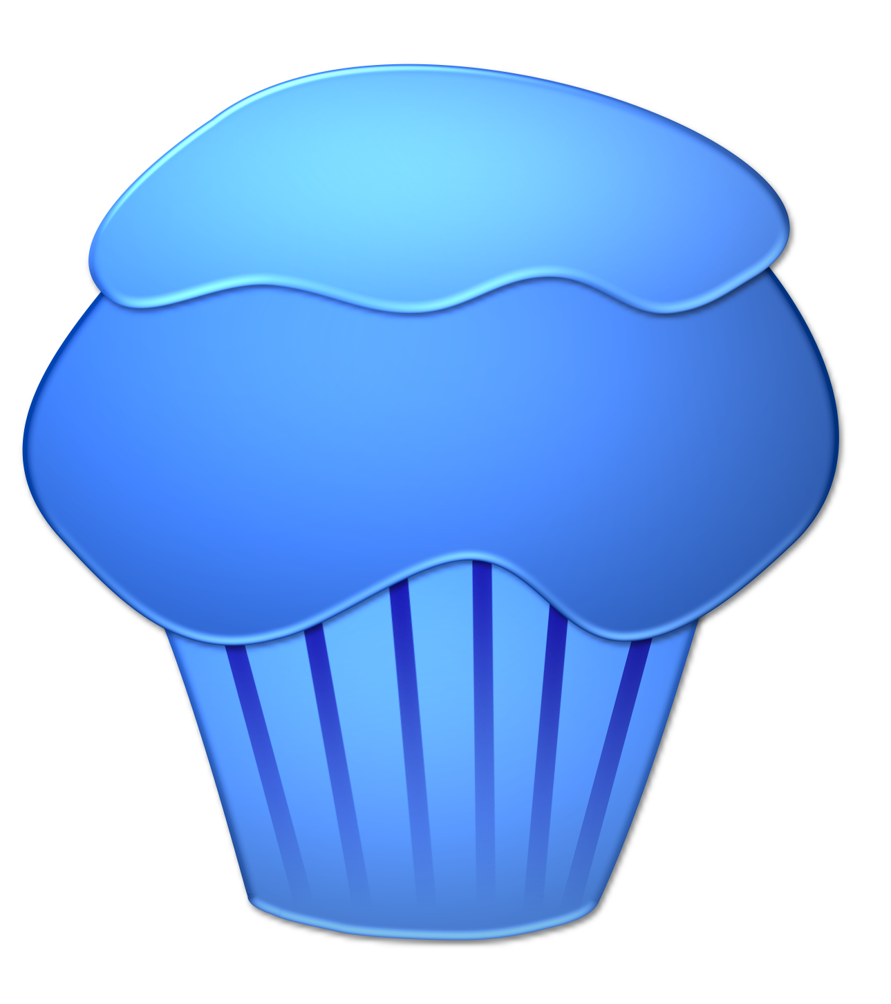 1289x1453 Blueberry Cupcakes Clipart, Explore Pictures