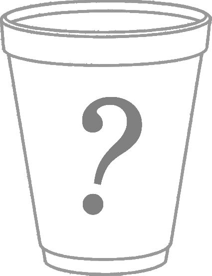425x552 Plastic Clipart Styrofoam Cup