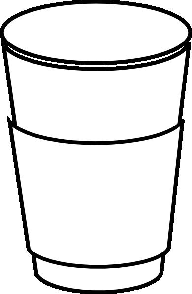 390x595 Starbucks Cup Clipart