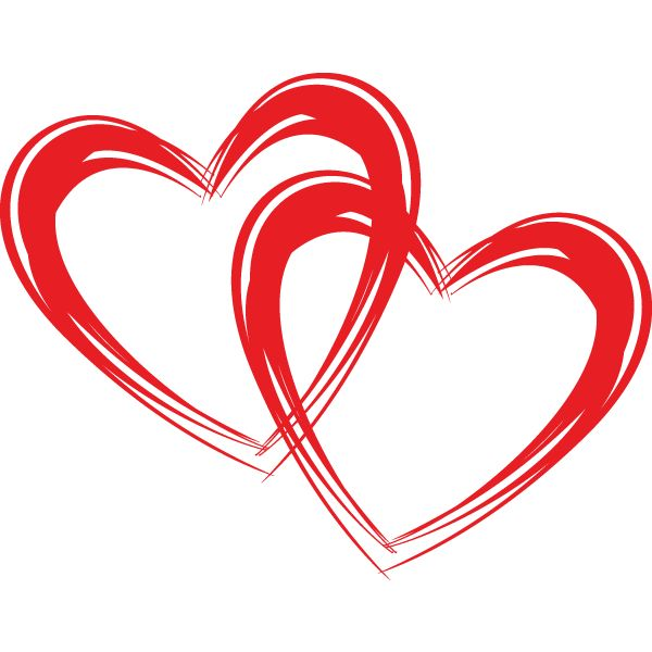 Double Heart Images Clipart Free Download Best Double Heart Images