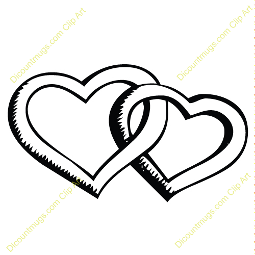 Double Heart Images Clipart | Free download best Double ...