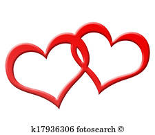 225x195 Double Hearts Images And Stock Photos. 1,424 Double Hearts