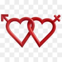 260x260 Double Heart Png Images Vectors And Psd Files Free Download