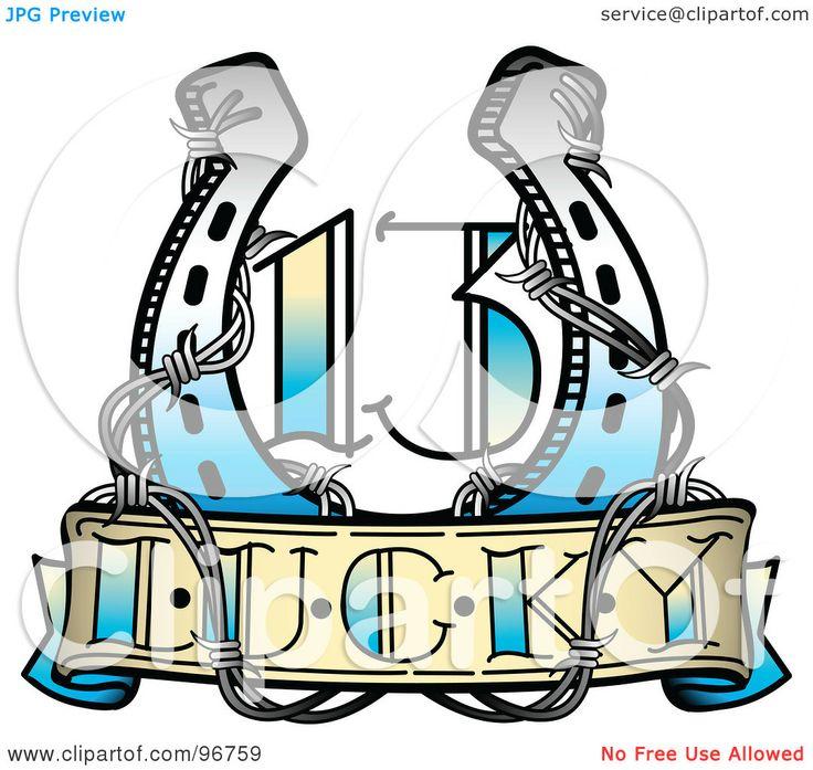 736x697 Double U Horseshoe Images Double Horseshoe Tattoo Designs Two
