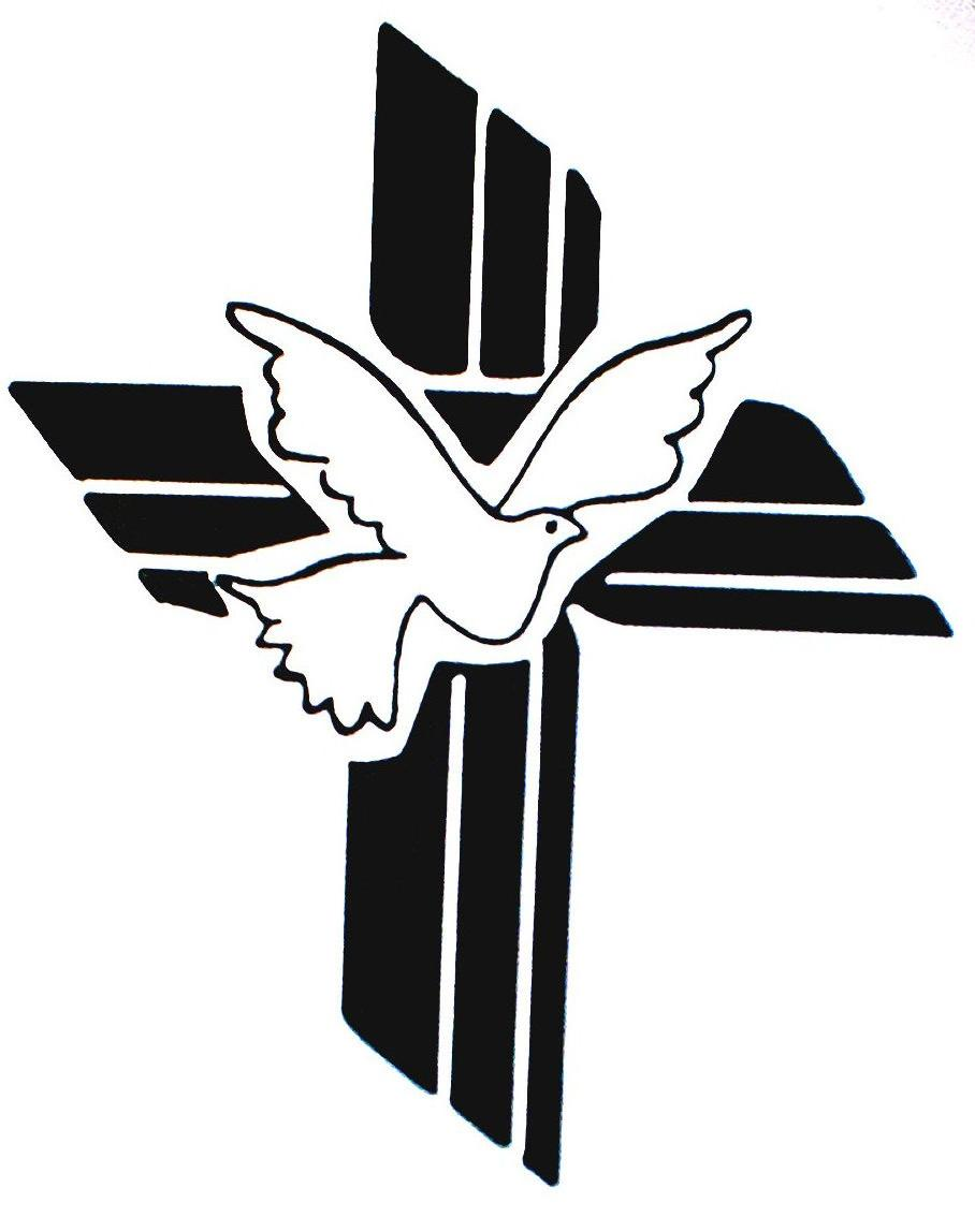 908x1148 Best Catholic Cross Baptism Clip Art Crosswithdove Photos
