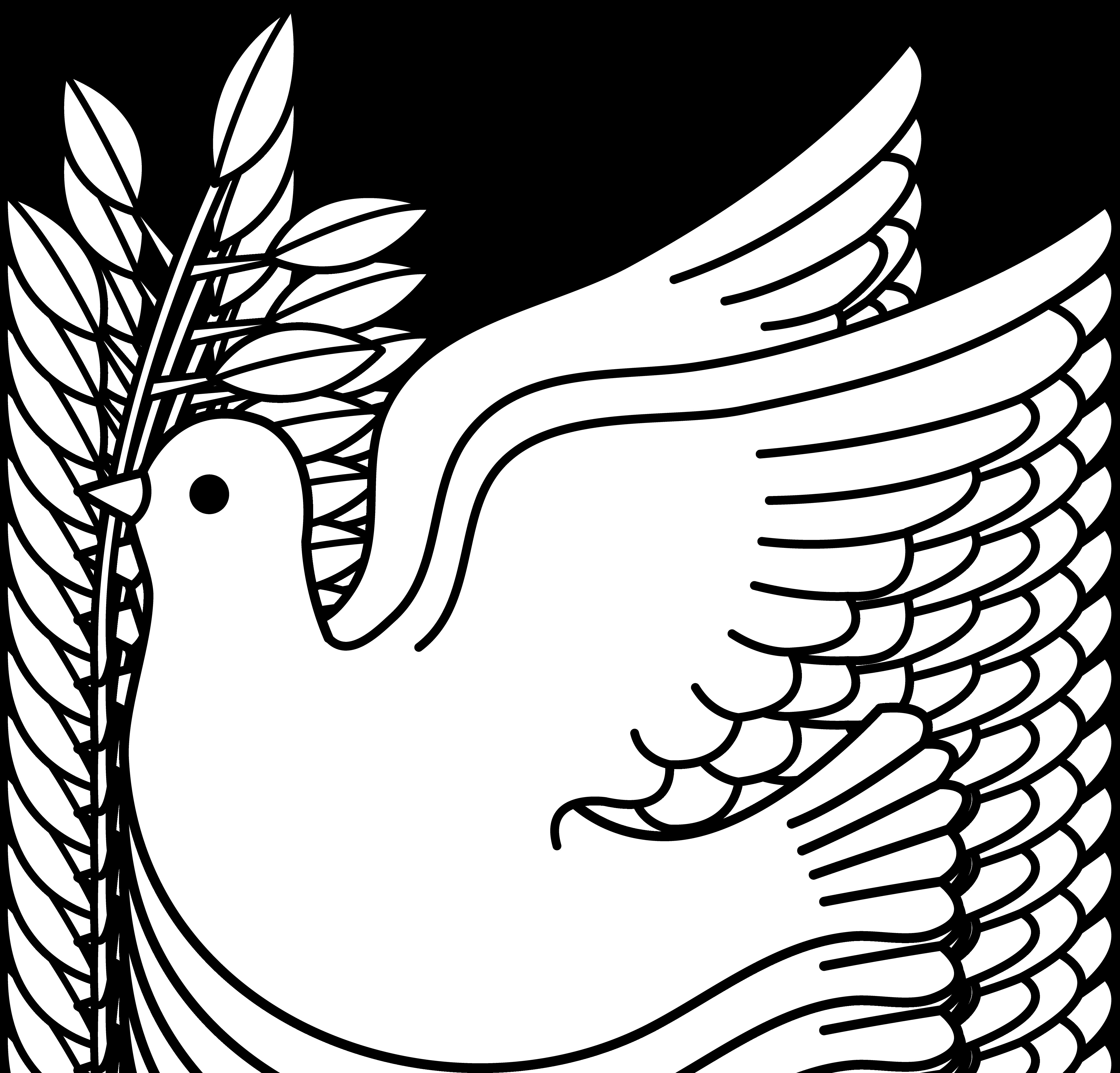 4771x4569 Christian Clip Art Dove Hd Clipart Panda