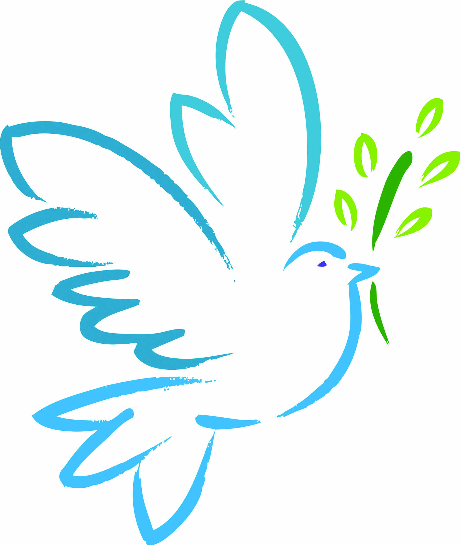 1591x1884 Peace Dove Clipart Peace Symbol