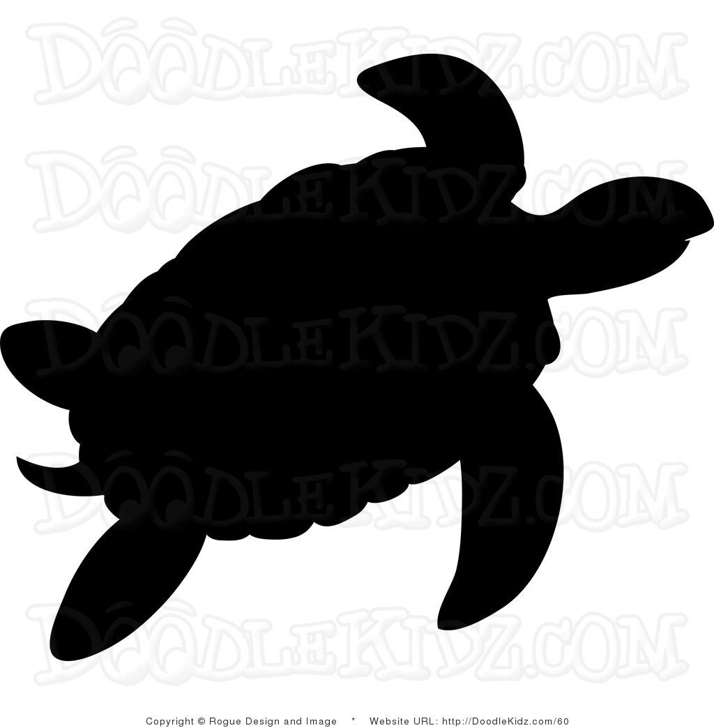 1024x1044 Sea Turtle Silhouette Clip Art