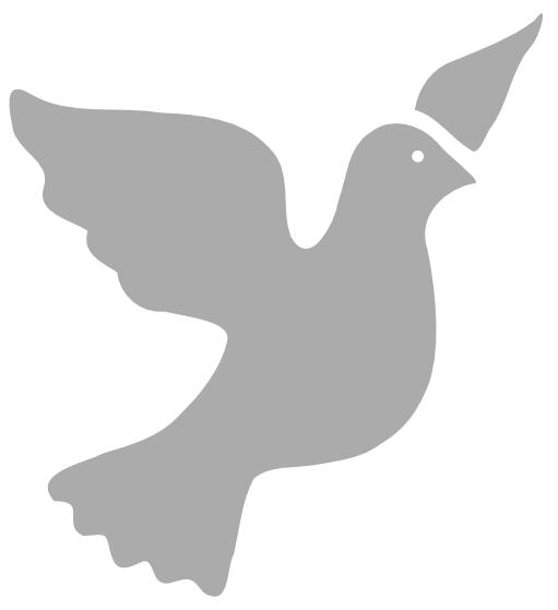 511x559 Peace Dove Clip Art Download