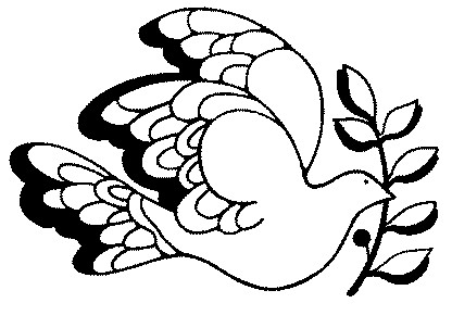 416x302 Cross And Dove Clipart Clipart Kid
