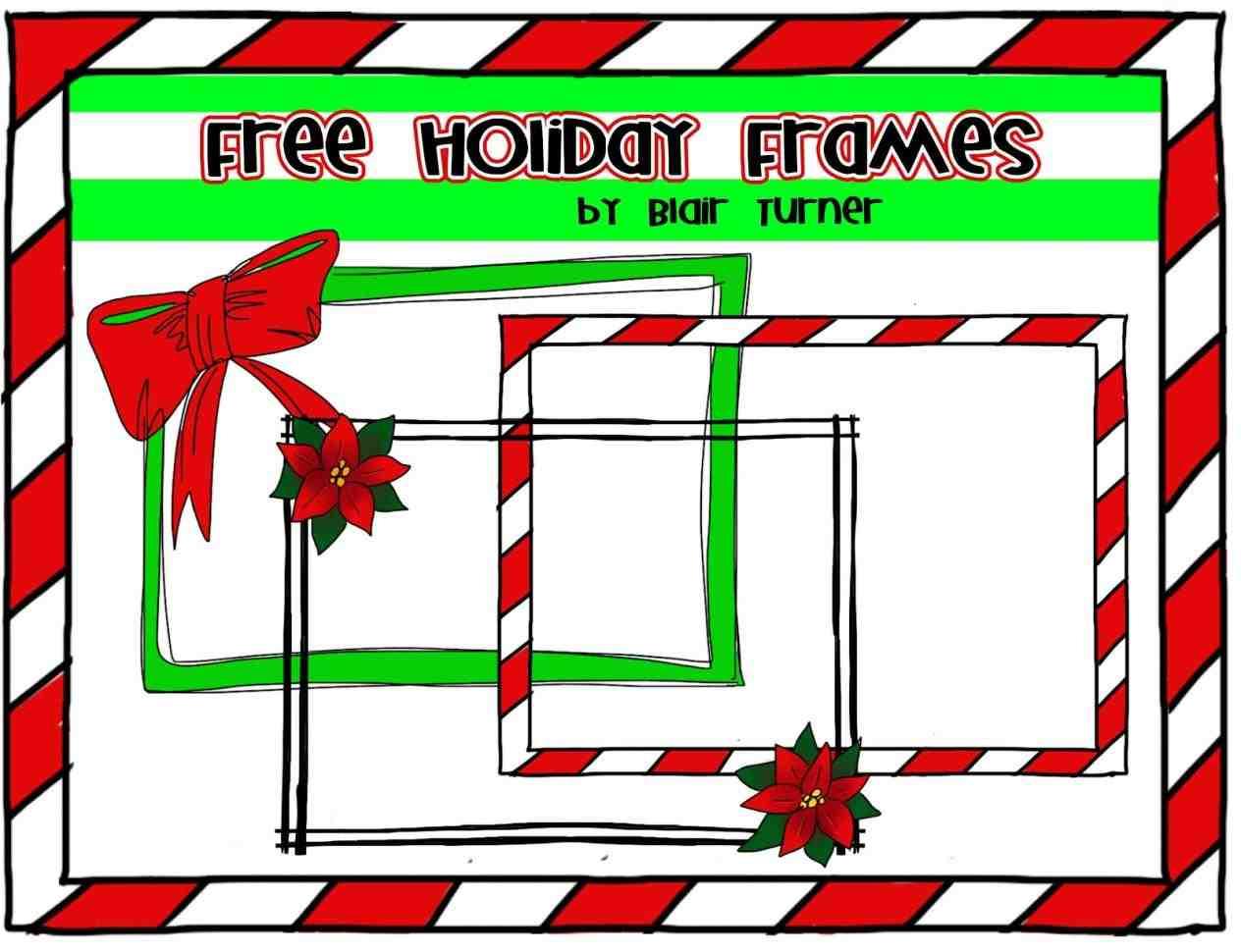 1264x970 Formats Free Christmas Border Clip Art Pdf Jpg Png