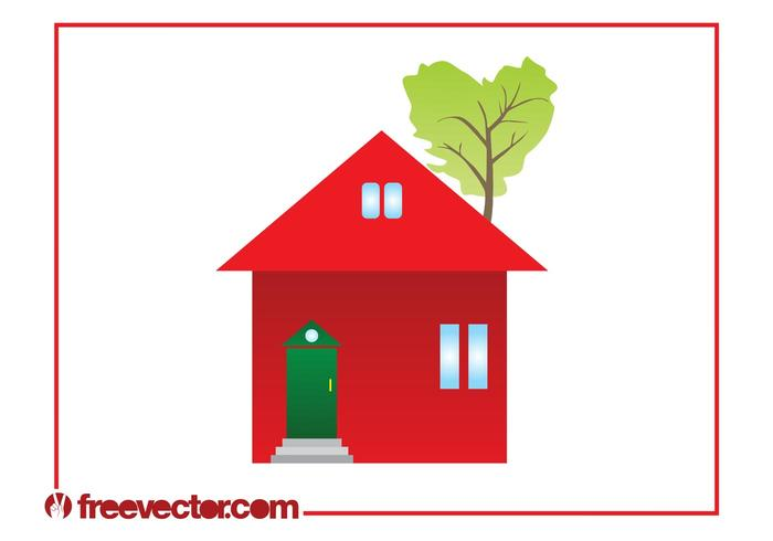 700x490 Eco House Clip Art