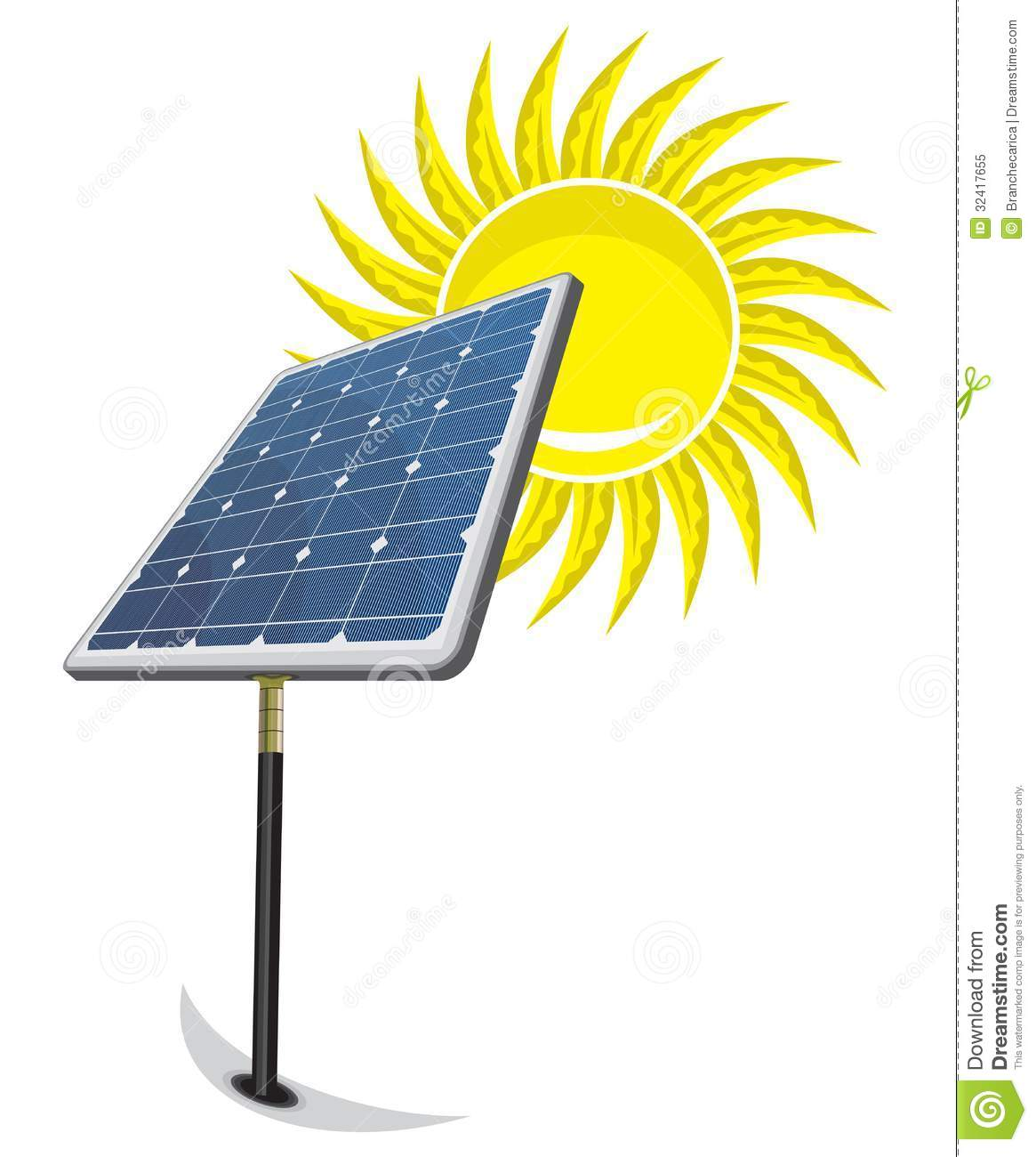1165x1300 Panels Clipart Sun Energy