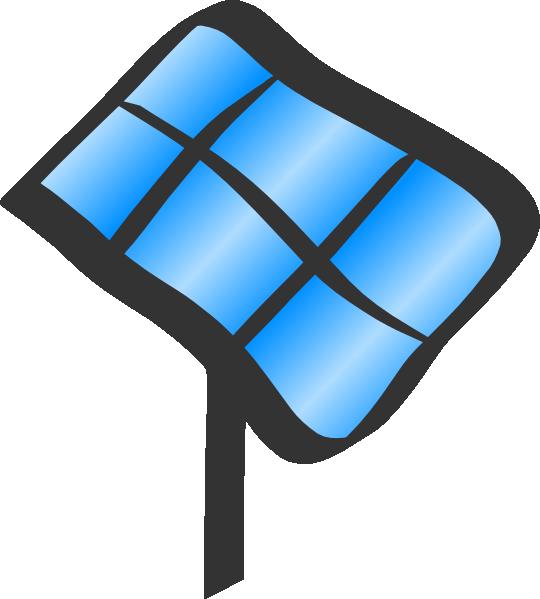 540x599 Solar Tracker Clip Art